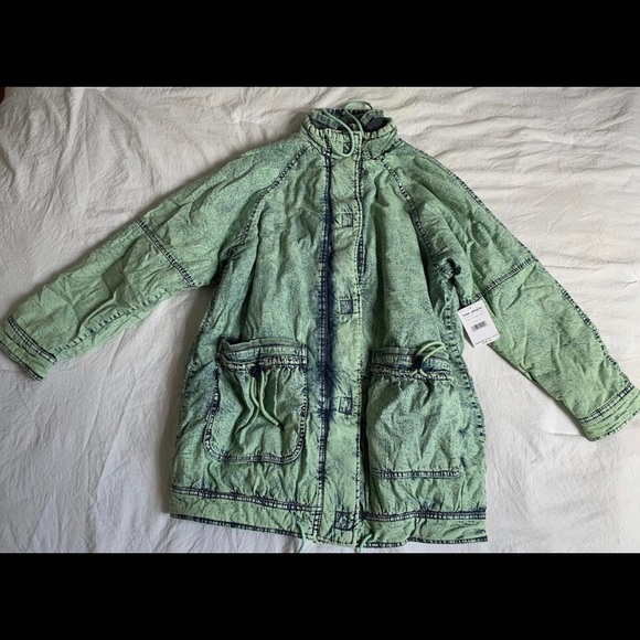 Jackets & Blazers - FREE PEOPLE JACKET